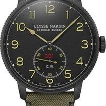 Ulysse Nardin Marine Torpilleur 1183-320LE/BLACK новые