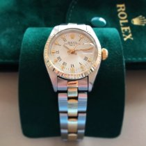 Rolex Lady-Datejust 6917 Good Gold/Steel 26mm Automatic