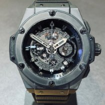 Hublot King Power Ceramic 48mm Black United Kingdom, Leicester