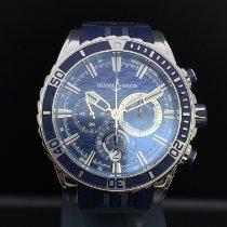 Ulysse Nardin Diver Chronograph 1503-151-3/93 подержанные