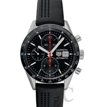 TAG Heuer Carrera Calibre 16 CV201AK.FT6040 new