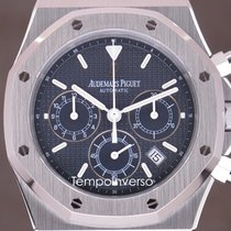 Audemars Piguet 25860ST Steel 2000 Royal Oak Chronograph 39mm new United Kingdom, London Paris & Brussels face to face delivery only - Other destinaison shipping with Brinks & DHL Express