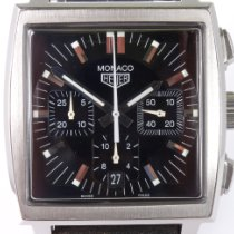 Heuer Steel 35mm Automatic CS 2111 pre-owned