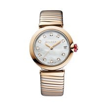 Bulgari Lucea Gold/Steel Mother of pearl United States of America, New York, New York