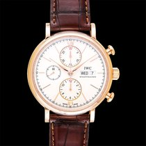 IWC Red gold 42.00mm Automatic IW391020 new United States of America, California, Burlingame
