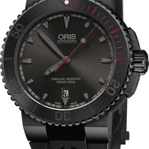 Oris El Hierro Limited Edition new Automatic Watch with original box and original papers 73376534783RS