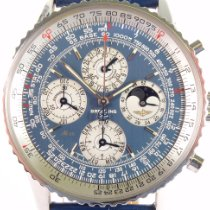 Breitling Platinum Automatic 42mm pre-owned Navitimer
