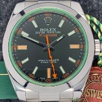 Rolex Milgauss 116400GV 2008 usados