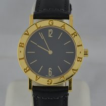 Bulgari BB 33 GL Yellow gold Bulgari 33mm pre-owned