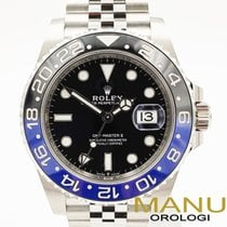 Rolex GMT-Master II 126710BLNR-0002 2019 nuovo