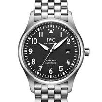 IWC Pilot Mark nuevo 2020 Automático Reloj con estuche y documentos originales IW327011