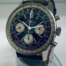 Breitling Navitimer 806 Very good Steel 41mm Manual winding