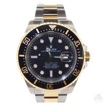 Rolex Sea-Dweller Acero y oro 43mm Negro Sin cifras España, ALICANTE