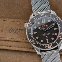 Omega Seamaster Diver 300 M Titán 42mm