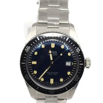Oris Divers Sixty Five Steel 42mm Blue No numerals United States of America, New York, New York