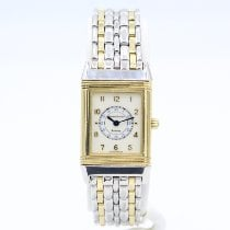 Jaeger-LeCoultre Reverso Lady Gold/Steel 20mm White Arabic numerals United States of America, New York, New York