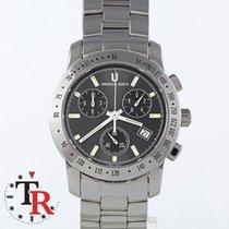 Universal Genève new Quartz 37mm Steel Sapphire crystal