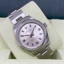 Rolex Oyster Perpetual 31 Stahl 31mm Silber Deutschland, Köln