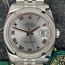 Rolex Datejust 116200 2016 rabljen