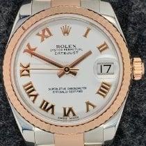 Rolex Damenuhr Lady-Datejust Automatik gebraucht Uhr mit Original-Box 2012