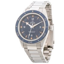 Omega Seamaster 300 new 2016 Automatic Watch with original papers 233.90.41.21.03.001