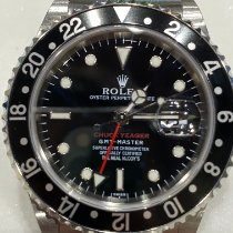 Rolex 16700 Steel 1999 GMT-Master 40mm pre-owned United States of America, Florida, Boca Raton