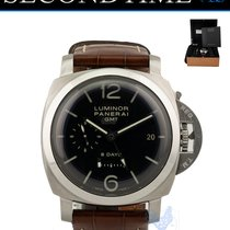 Panerai Luminor 1950 8 Days GMT PAM 00233 2009 pre-owned