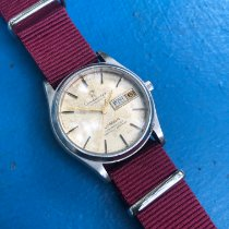 Omega Constellation Day-Date Steel 35mm Silver No numerals Singapore, Singapore