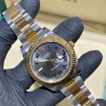 Rolex Datejust II Gold/Steel 41mm Grey Roman numerals United States of America, Georgia, Savannah