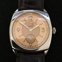 Alfred Dunhill Otel 32mm Cuart 11315367 folosit
