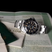 Rolex Submariner (No Date) 5512 1972 pre-owned