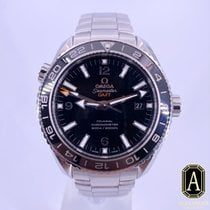 Omega Seamaster Planet Ocean Steel 43.5mm Black Arabic numerals United States of America, California, Beverly Hills