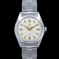 Rolex Bubble Back 5028 Very good Steel 36mm Automatic