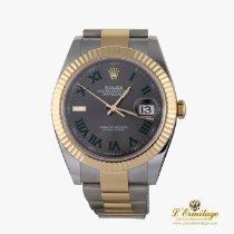Rolex 126333 Acero y oro 2019 Datejust 41mm nuevo España, Madrid