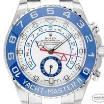 Rolex Yacht-Master II neu 2020 Automatik Chronograph Uhr mit Original-Box und Original-Papieren 116680