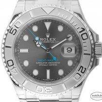 Rolex Yacht-Master 40 neu Automatik Uhr mit Original-Box und Original-Papieren 126622