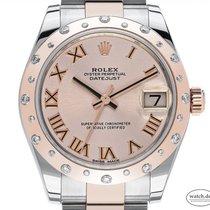 Rolex Lady-Datejust neu Automatik Uhr mit Original-Box und Original-Papieren 178341