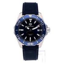 TAG Heuer Aquaracer 300M Staal 41mm Blauw Nederland, The Netherlands