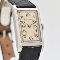 Longines Steel 22mm Manual winding pre-owned United States of America, California, Beverly Hills