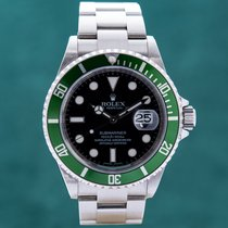 Rolex Submariner Date 16610LV 2008 nov