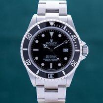 Rolex Sea-Dweller 4000 Stahl 40mm Schwarz Keine Ziffern Deutschland, Dresden