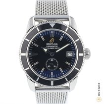 Breitling Steel 38mm Automatic A37320 pre-owned