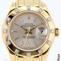 Rolex Lady-Datejust Pearlmaster 69318 1997 pre-owned