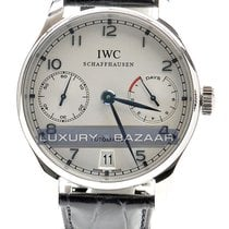IWC Portuguese Automatic Steel 42.3mm White United States of America, Pennsylvania, Southampton