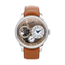 F.P.Journe Souveraine Platinum 42mm Gold Arabic numerals United States of America, Pennsylvania, Bala Cynwyd