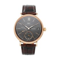 IWC Portofino Hand-Wound Rose gold 45mm Grey No numerals United States of America, Pennsylvania, Bala Cynwyd