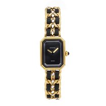 Chanel Première Yellow gold 26mm Black No numerals United States of America, Pennsylvania, Bala Cynwyd