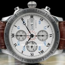 Longines Lindbergh Hour Angle L26024 1991 pre-owned