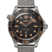 Omega Seamaster Diver 300 M Titanio