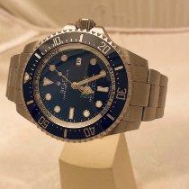 Rolex Sea-Dweller Deepsea Stahl 44mm Blau Keine Ziffern Österreich, Wien, Sopron